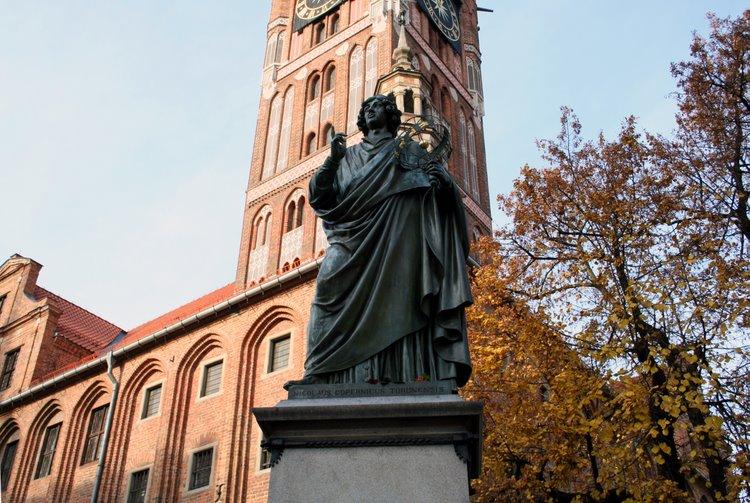 Święto państwowe miałoby przypadać w rocznicę urodzin Mikołaja Kopernika. [fot. Paula Gałązka]