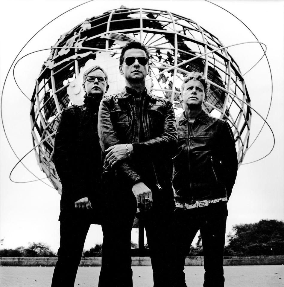 depeche mode zdjecie