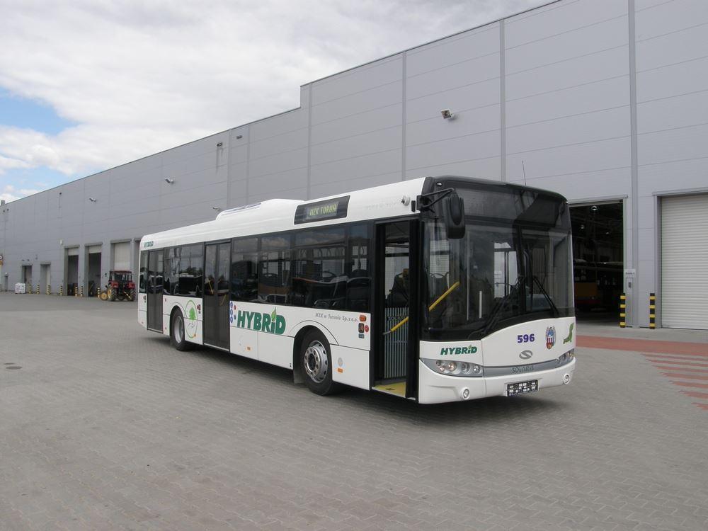 Autobusy dwóch linii od listopada będą dojeżdżać do osiedla JAR [fot. mzk.torun.pl]