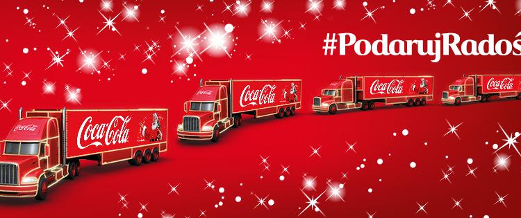 Jak co roku, odbędzie się głosowanie, które zdecyduje o tym, gdzie pojawi się w tym roku świąteczna ciężarówka [fot. materiały organizatora]