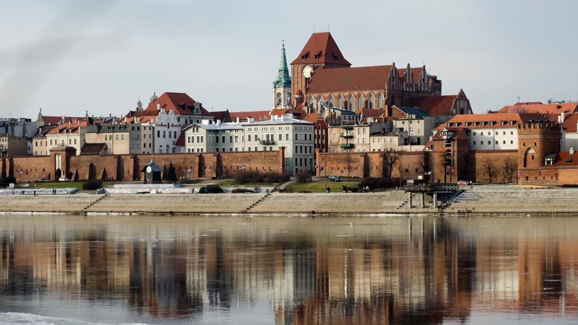 Toruń [fot. Wojciech Leszczyński]