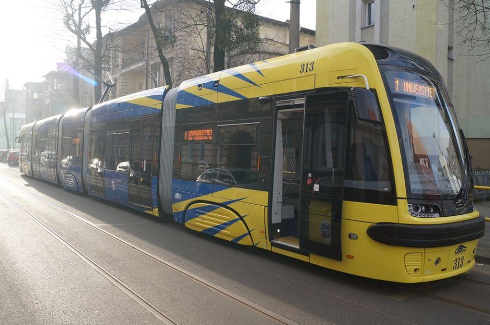 tramwaje pojadą objazdem