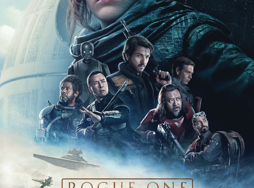 "Plakat filmu ""Łotr 1. Gwiezdne wojny - historie"" |fot. StarWars.com"