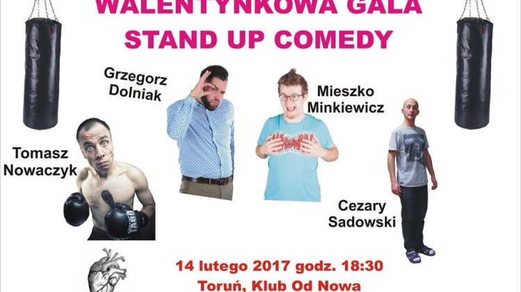 Gala Stand Up Comedy w Od Nowie