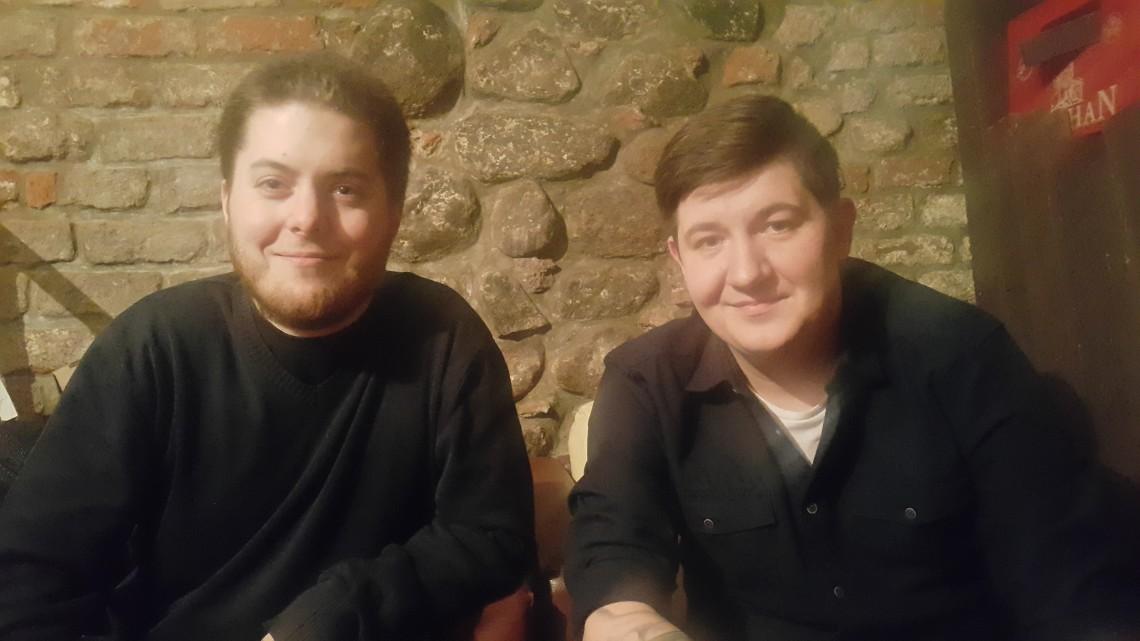 Wywiad z Jakubem Poczętym-Błażewiczem | fot. Michał Marszałek