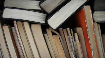 mapa książek