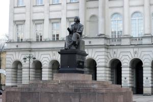 Kopernik w Warszawie