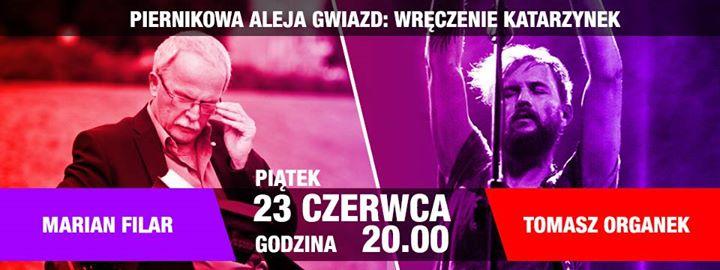 Piernikowa Aleja Gwiazd: Wręczenie Katarzynek  | fot. Mój Toruń