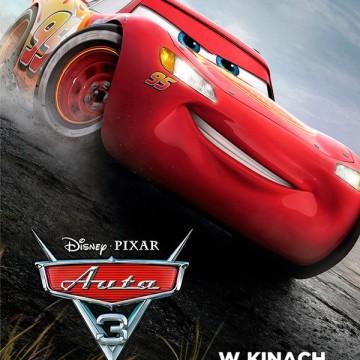"""""""Auta 3"""" w Cinema City"""