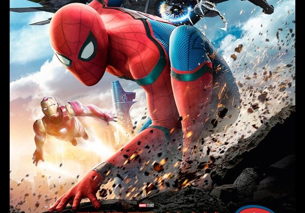 """Spider-Man: Homecoming"" w toruńskich kinach Cinema City"