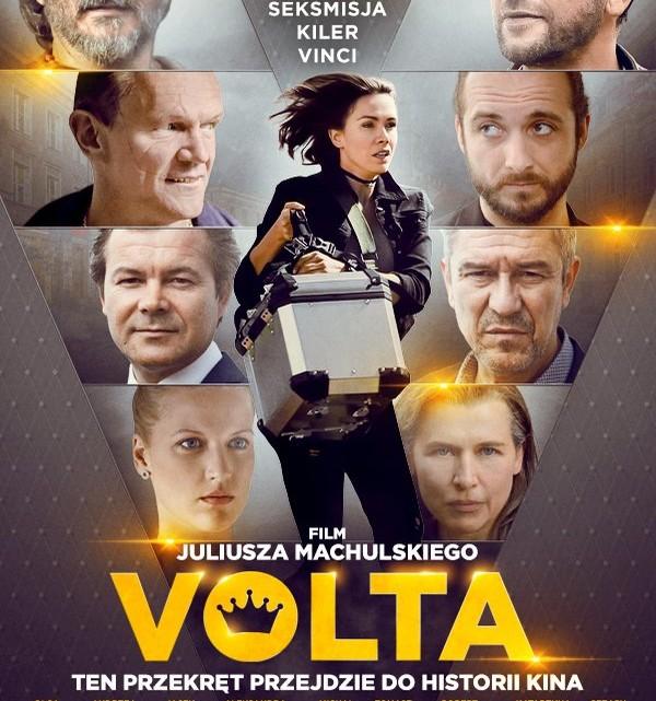 """Volta"" w toruńskich kinach Cinema City"