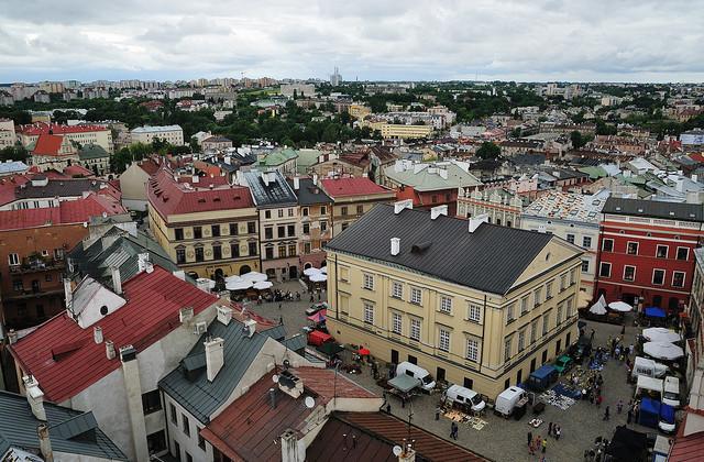 Lublin, Kuba Bożanowski