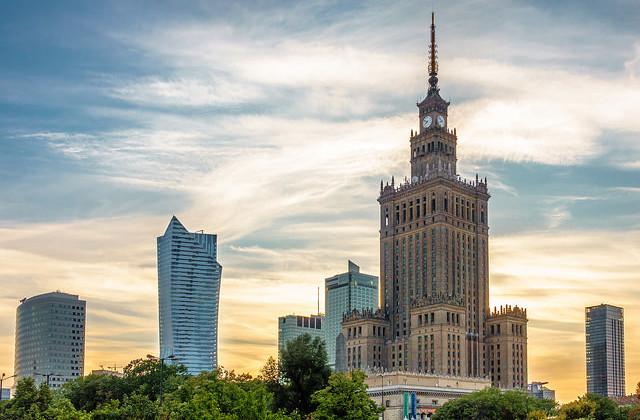 Warszawa, Giuseppe Milo