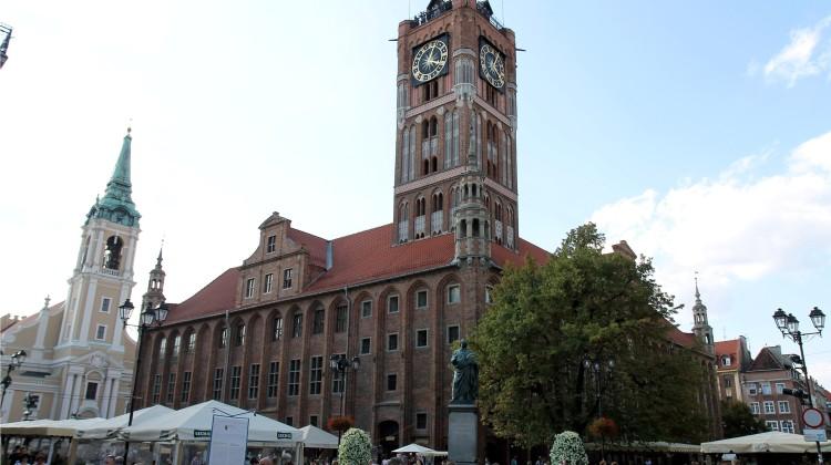 Toruńska Starówka ma szansę na zostanie jednym z 7 cudów Polski [fot. Mateusz Kosowicz]