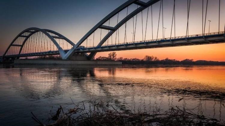 Rzeka Wisła. [fot. Patryk Młynek, nowości.com]