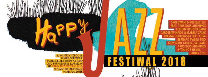 Happy Jazz Festiwal 2018 [fot. materiały organizatora]