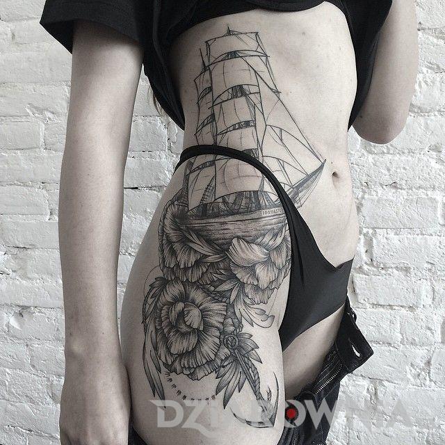 Tatuaże Dla Kobiet I Facetów Gdzie Szukać Inspiracji