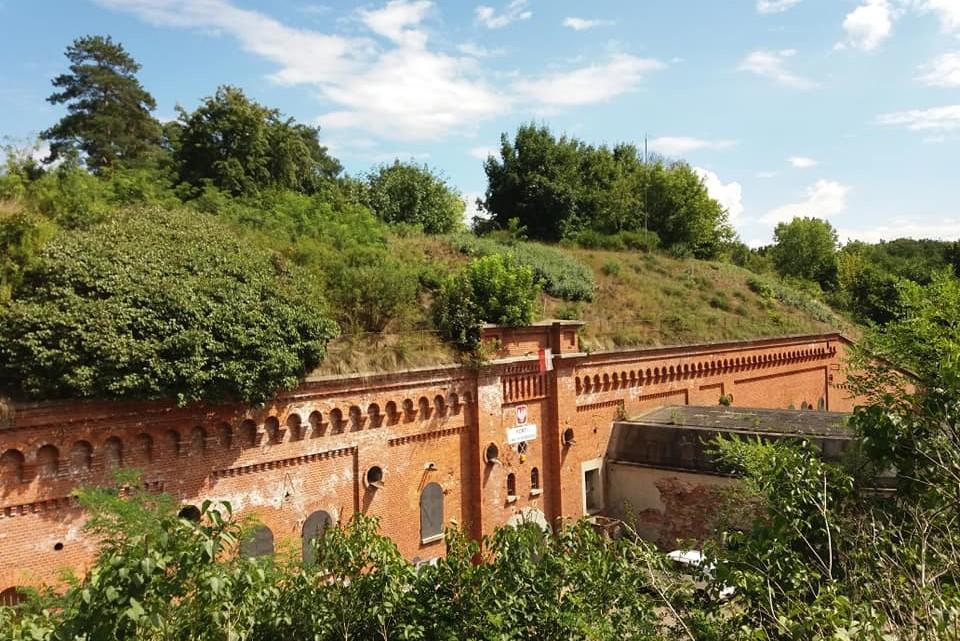 "Fort I w Toruniu [fot. fanpage Pancerni ""Festung"" Toruń]"