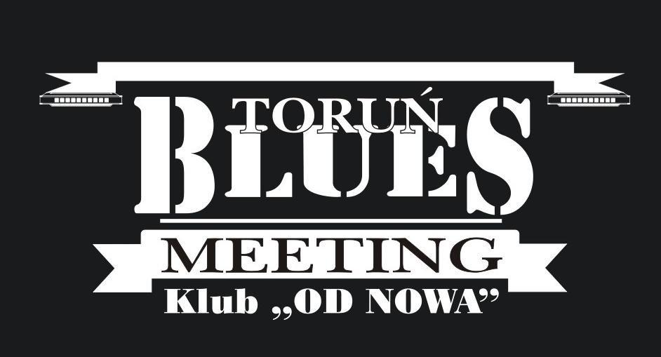 Plakat reklamujący wydarzenie [fot. fanpage na Facebooku - Toruń Blues Meeting]