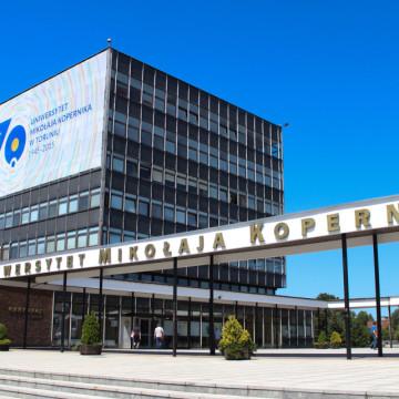Uniwersytet Mikołaja Kopernika [fot. Paula Gałązka]
