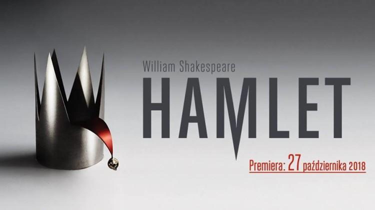 """27 października odbyła się premiera """"Hamleta"""" w Horzycy w reżyserii Pawła Paszty. [fot. wydarzenie na Facebooku - Hamlet w Horzycy]"""
