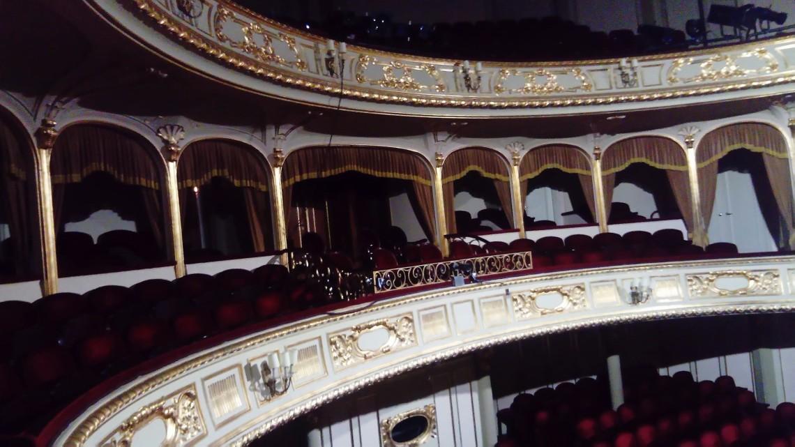 Teatr im. Wilama Horzycy [fot. Sara Watrak]