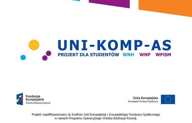 Projekt Uni-Komp-As [Fot. umk.pl)