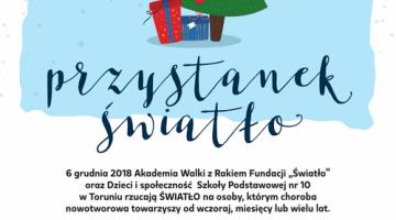 """W Mikołajki po Toruniu kursować będzie tramwaj, w którym """"biletem"""" będzie dobrowolny datek na szczytny cel [fot. materiały organizatorów]"""
