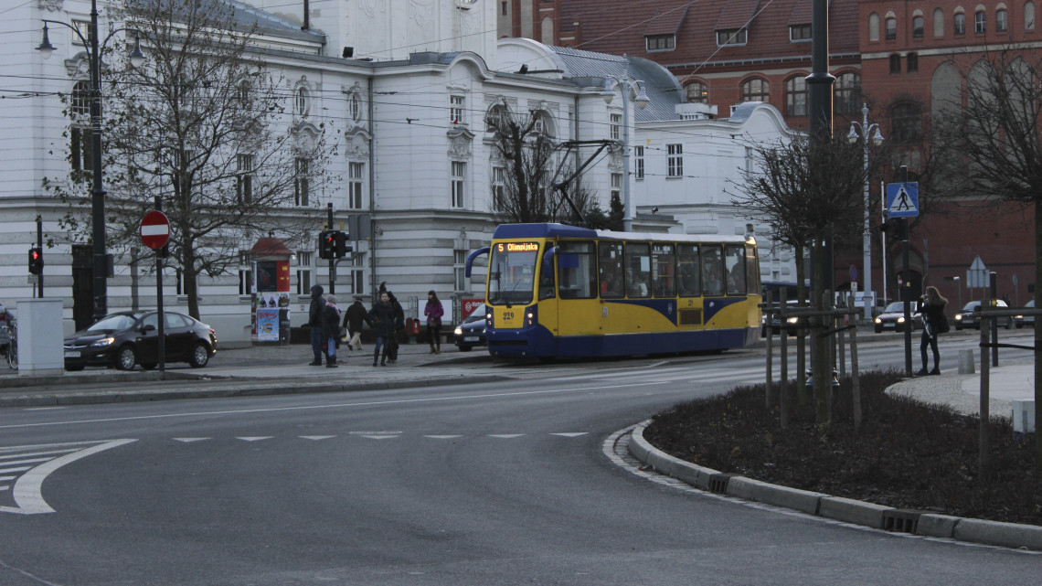 W okresie Świąt Wielkanocnych nastąpią zmiany w funkcjonowaniu toruńskiej komunikacji miejskiej. [fot. Paula Gałązka]