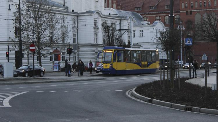 Od 31 października kontrolą biletów zajmuje się WGK w Toruniu. [fot. Paula Gałązka]