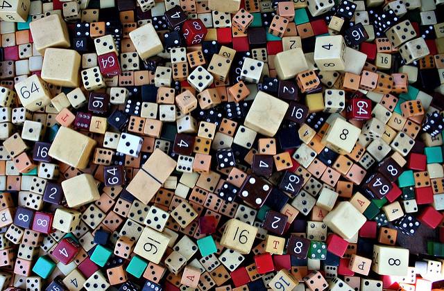 Amatorzy gier planszowych będą w marcu w siódmym niebie. [fot. Dave DeSandro/Flickr.com/creative commons]