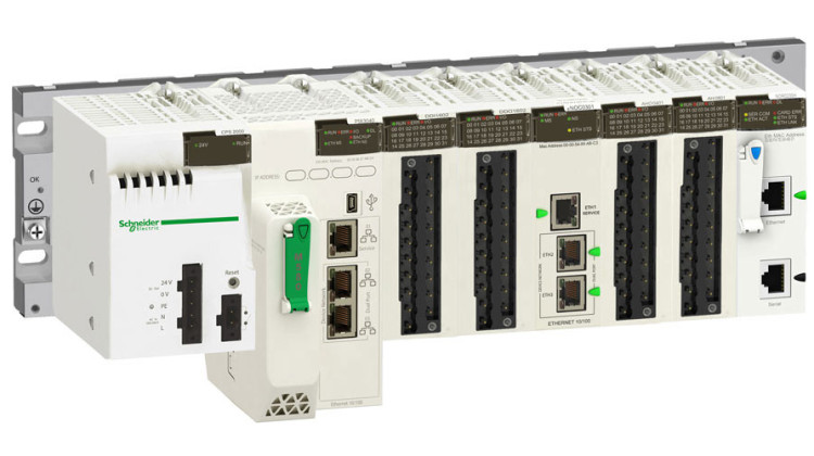 Sterownik programowalny Modicon M580 ePAC [fot. materiały partnera]