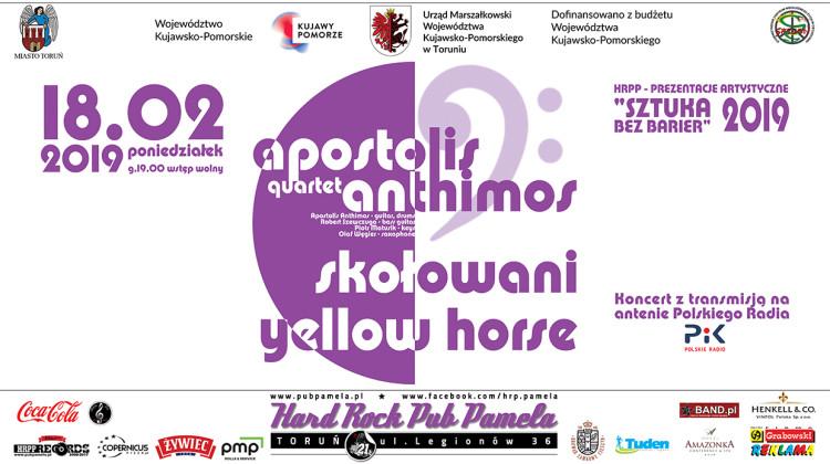 Prezentacje Artystyczne Sztuka bez barier Toruń