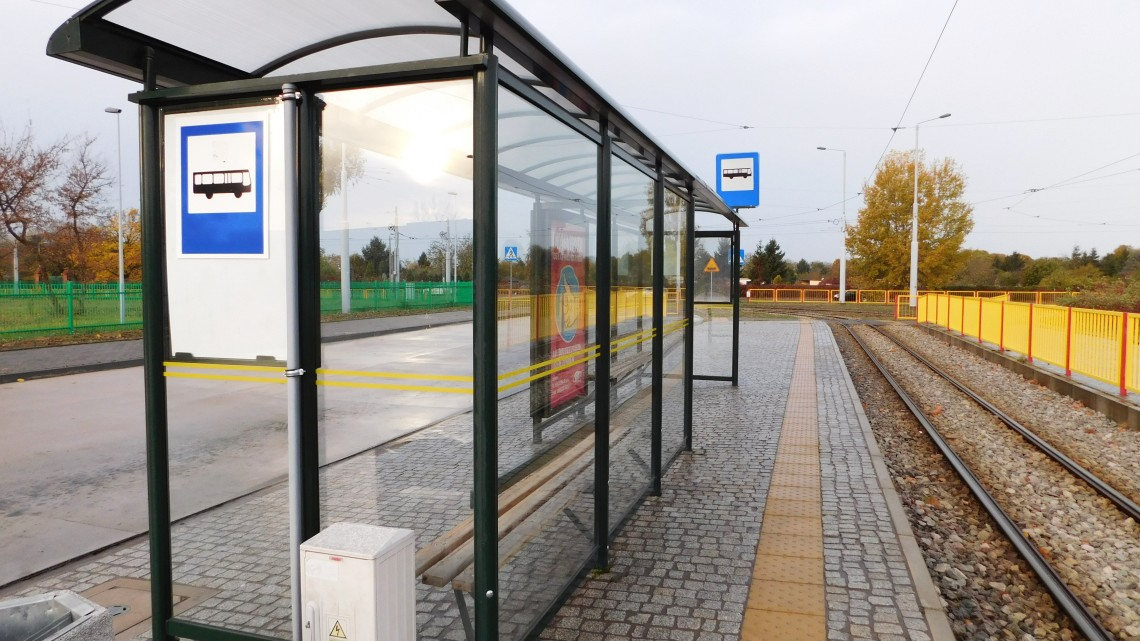 W Toruniu trwa przetarg, którego przedmiotem jest rozbudowa systemu informacji pasażerskiej. [fot. Sara Watrak]