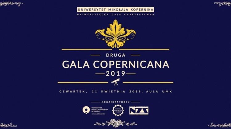 Przed nami II Gala Copernicana! [fot. wydarzenie na Facebooku: II Gala Copernicana - Uniwersytecka Gala Charytatywna]