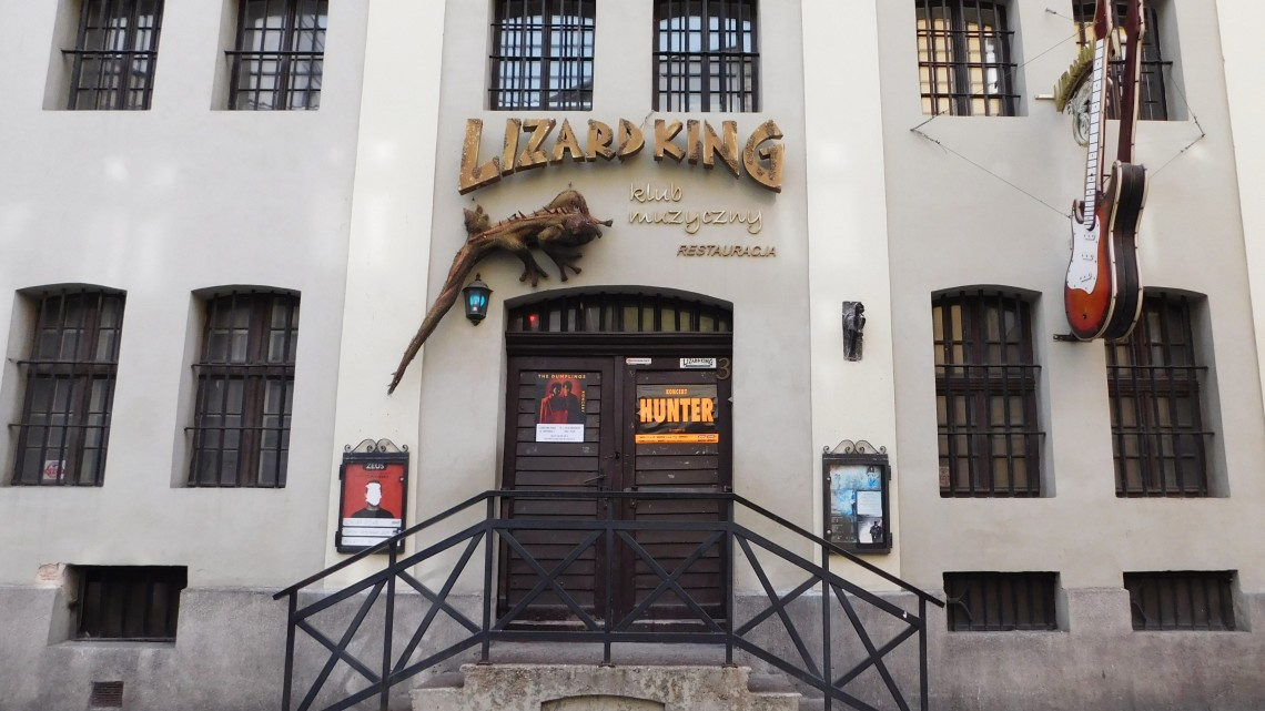 Lizard King1 [fot. Sara Watrak]
