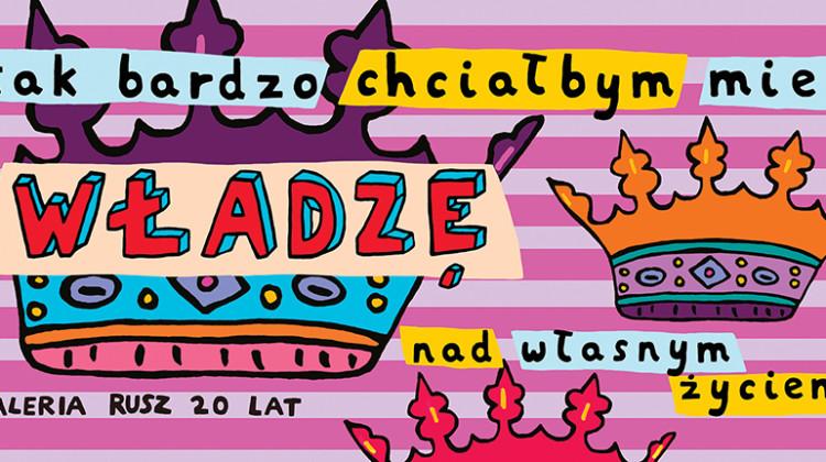Władza, Galeria Rusz, Warszawa [fot. materiały organizatora]