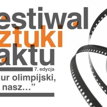 Pod koniec września odbędzie się w Toruniu kolejna edycja Festiwalu Sztuki Faktu. [fot. screen ze strony tak.torun.pl]
