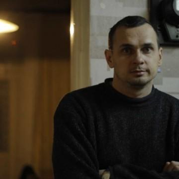 Oleg Sencow, fot. tofifest.pl.