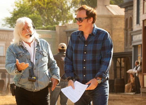 Robert-Richardson-i-Quentin-Tarantino