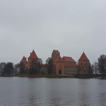 Zamek w Trokach [fot. Barbara Bielecka]