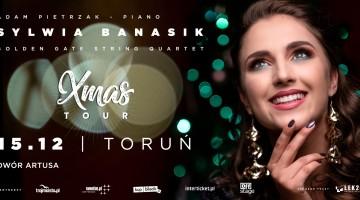Wszechstronna artystka wprawi Toruń w świąteczny nastrój! [fot. wydarzenie na Facebooku]