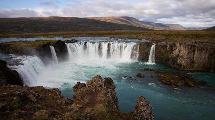 Islandia jest pełna koloru i kontrastu. [fot. flickr.com]
