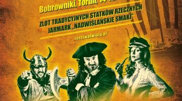 Plakat Festiwal Wisły 2020
