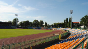 Areną derbów Torunia będzie stadion im. Grzegorza Duneckiego, fot. Bartosz Fryckowski