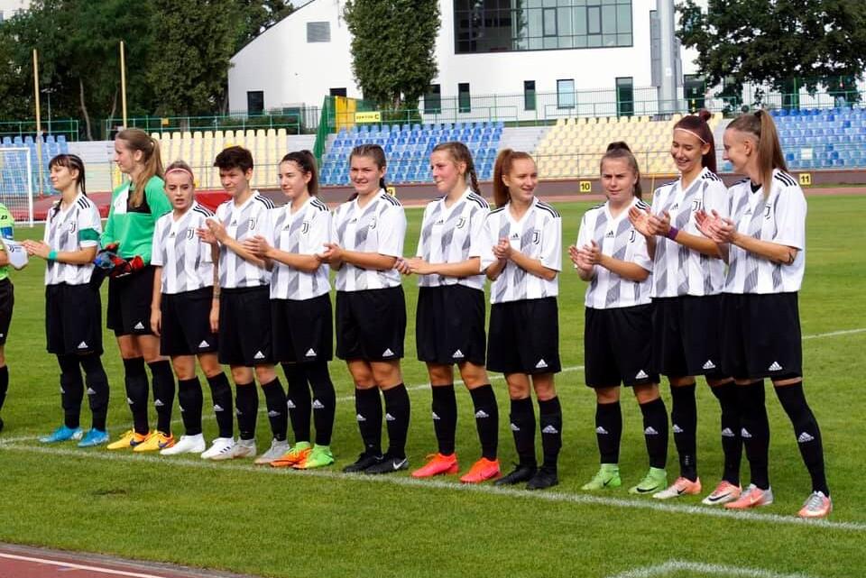 fot. Juventus Academy Toruń Girls