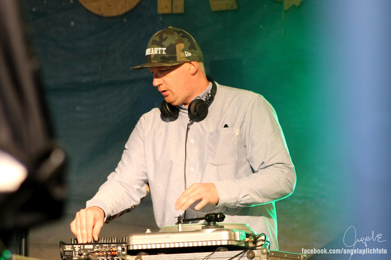 DJ Roku / fot. Angelika Plich