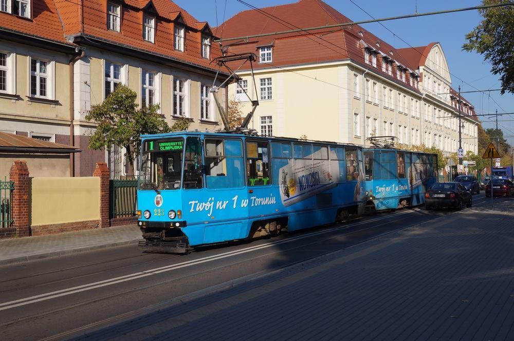 tramwaj nr 1