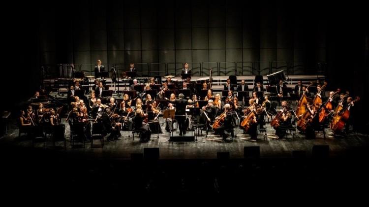 Orkiestra - fot. Robert Berent