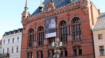 Uroczystość wręczenia decyzji o otrzymaniu przez sportowców stypendium miejskiego odbędzie się w Dworze Artusa [fot. Angelika Plich]